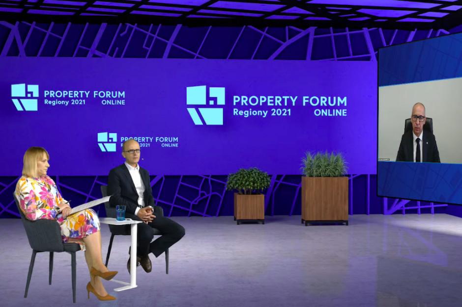 Śląsk tworzy nowe możliwości. Za nami Property Forum ONLINE – Regiony