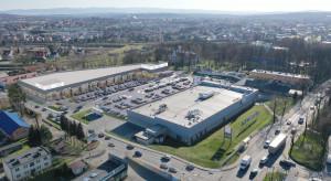 Budowa największego parku handlowego w Jaśle na starcie