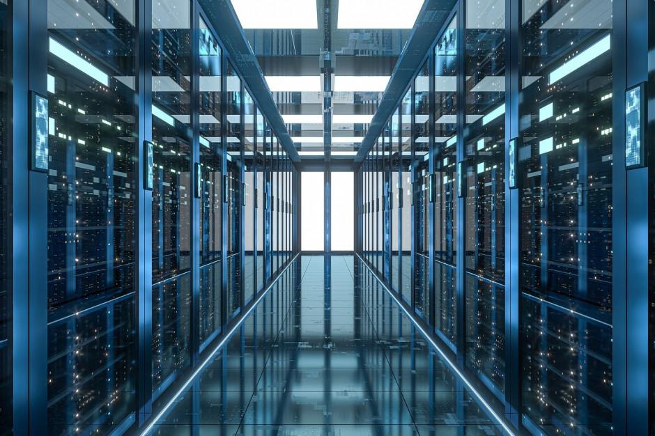Centra przetwarzania danych na celowniku 7R