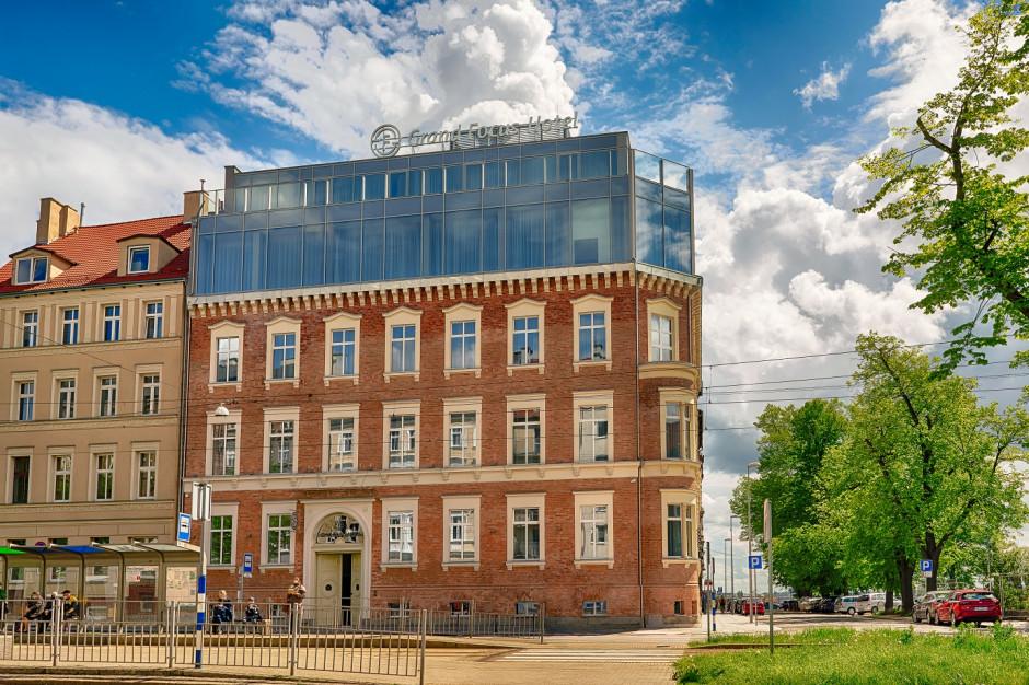 Grand Focus Hotel Szczecin rusza w zmodernizowanych kamienicach