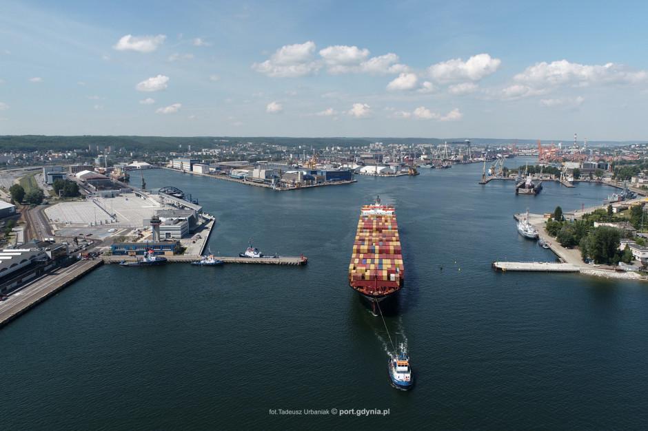 Port Gdynia ma za sobą kolejny etap w ramach swojej największej inwestycji
