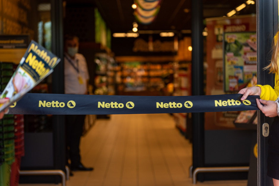 Kolejne otwarcia Netto