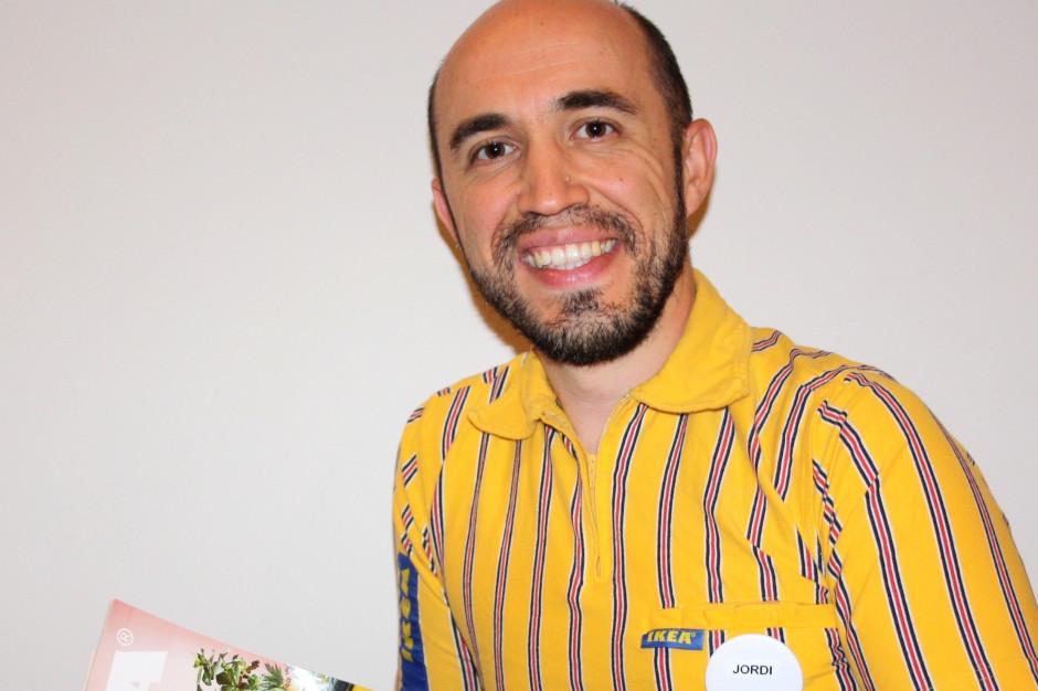 Jordi Esquinas w IKEA Retail Polska