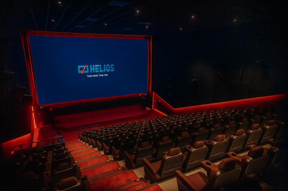 Świetny restart kin Helios