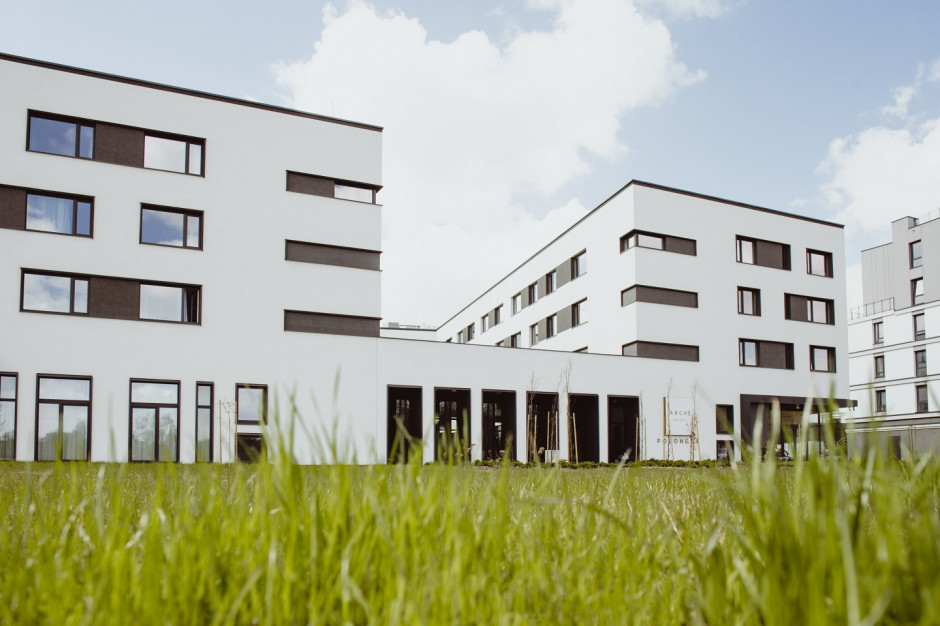 Grupa Arche szykuje kolejne projekty hotelowe