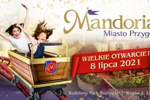 Rusza Park Rozrywki Mandoria. Jedyny taki w kraju