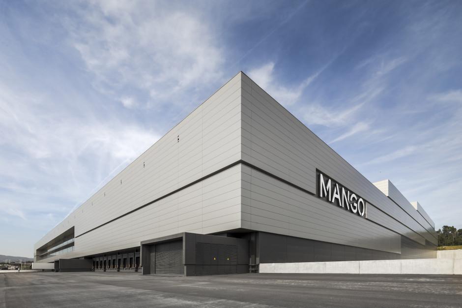 Sieć sklepów Mango powiększy centrum logistyczne za 35 mln euro