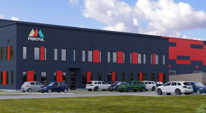 Nowe centrum logistyczne Printful i 7R w Łodzi