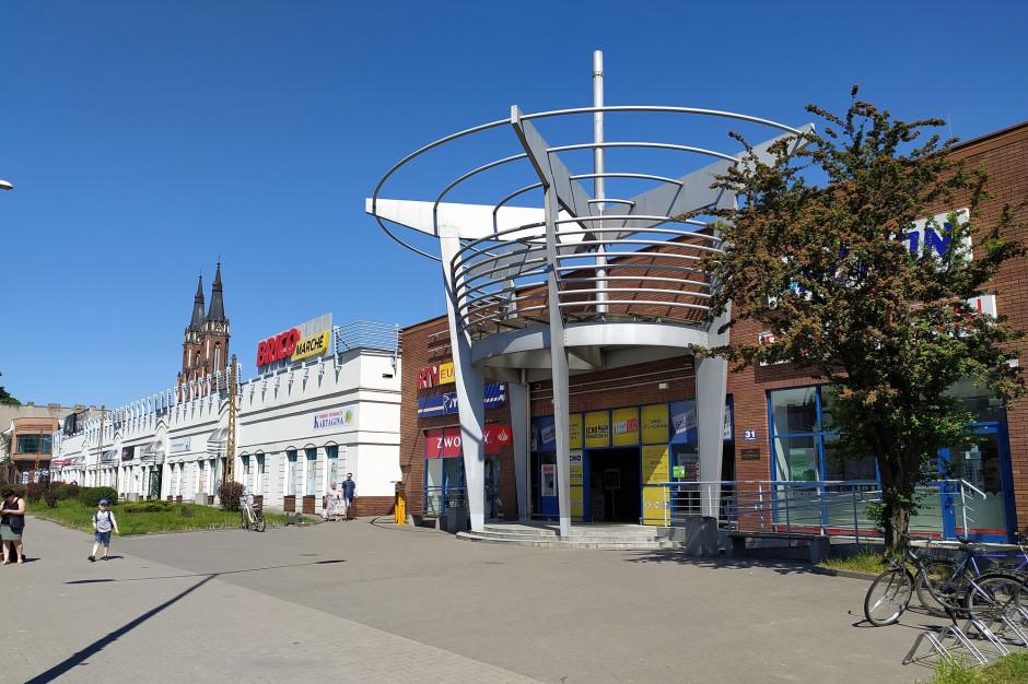 Polomarket wchodzi do CH Echo w Pabianicach