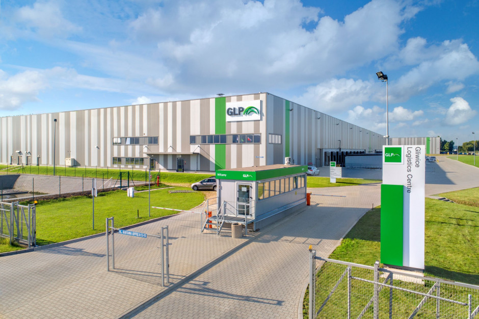 Holbox przenosi się do GLP Gliwice Logistics Centre