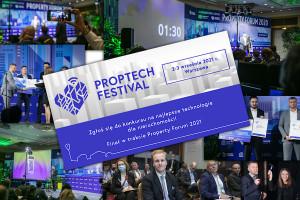 PropTech Festival 2021: Czekamy na zgłoszenia!