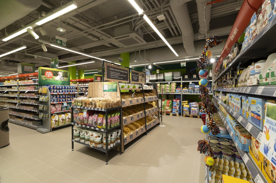Maxi Zoo nowym najemcą Atrium Płock