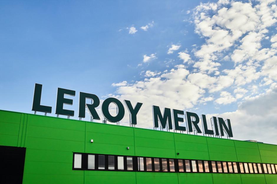Leroy Merlin otwiera GIGAmarket na Bałutach w Łodzi