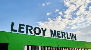 Takiego sklepu Leroy Merlin w Łodzi jeszcze nie było