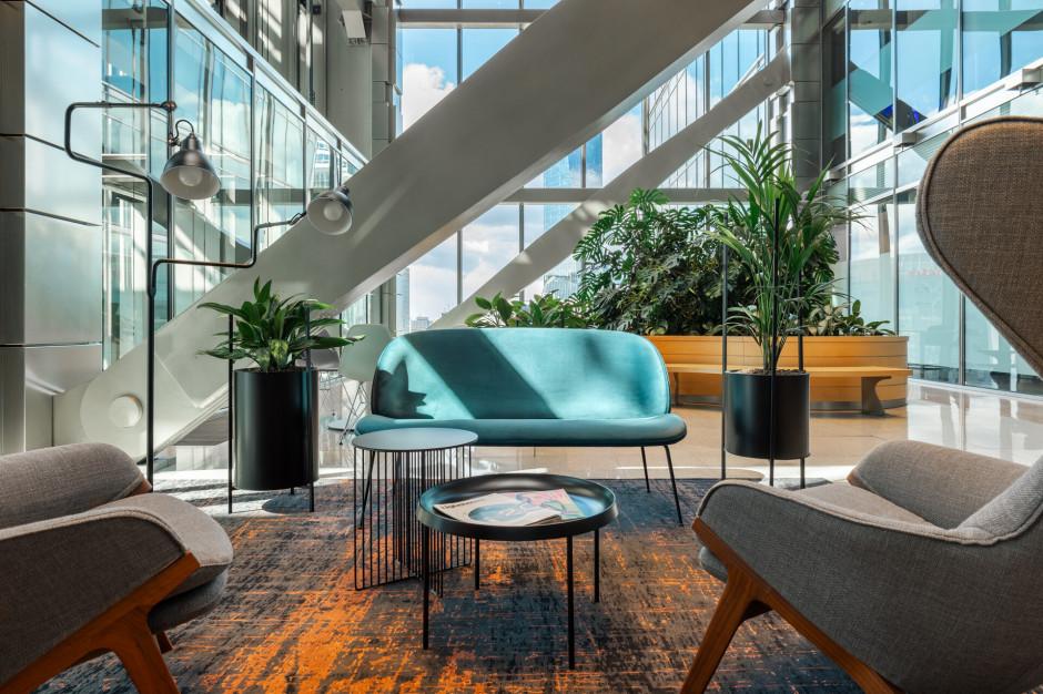 Tak wygląda ulepszone biuro CitySpace Rondo 1 w Warszawie
