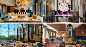Hotelowe lobby: zobacz najciekawsze realizacje z Polski