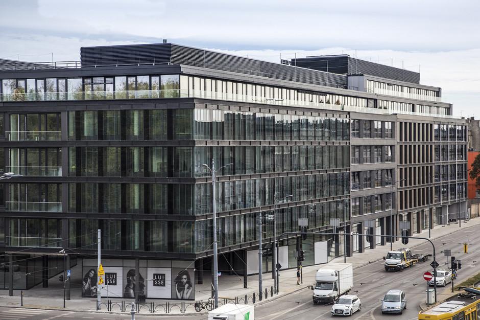 Biurowce Mogilska 43 Office i Ogrodowa Office z certyfikatami
