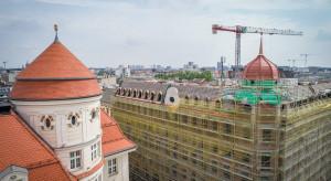 Wrocławski Hotel Grand odzyskał historyczną wieżę. Wkrótce zmieni szyld na Mövenpick