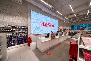 40 mln zł przychodów w II kw., 40 sklepów w planach - tak rozwija się HalfPrice