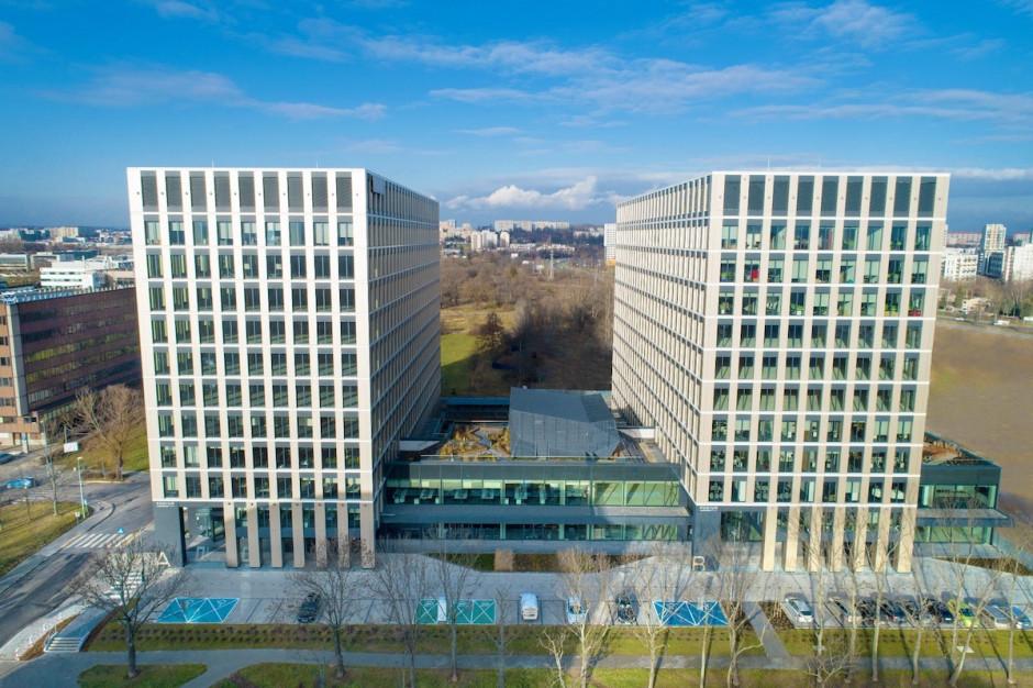 Heineken Global Shared Services wchodzi do biurowca Globalworth w Krakowie