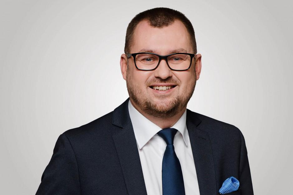 Janusz Garstka pokieruje działem reprezentacji właściciela w Knight Frank