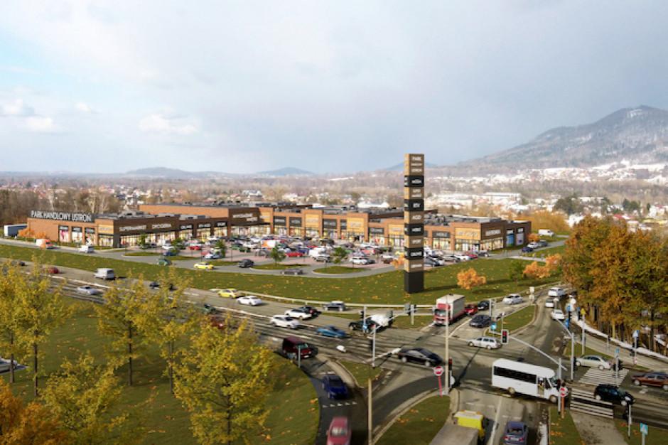 W Ustroniu rusza budowa największego parku handlowego w regionie