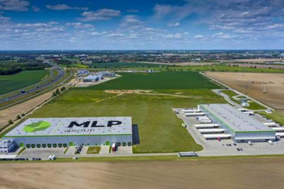 Nowy inwestor, nowy BTS. MLP Group rusza z rozbudową parku MLP Poznań West