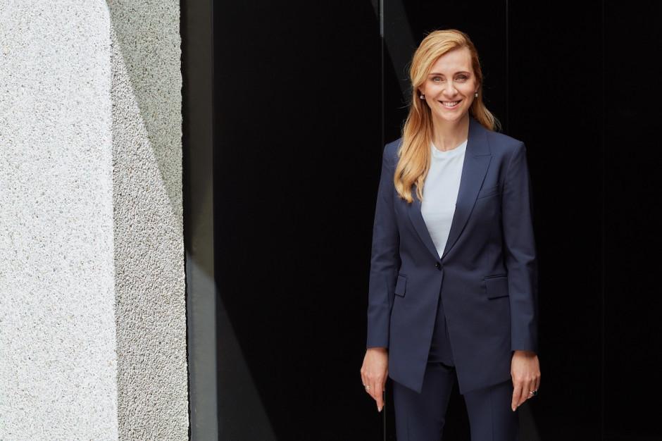 Monika Rajska-Wolińska obejmie stanowisko dyrektor generalnej Colliers w Europie Środkowo-Wschodniej