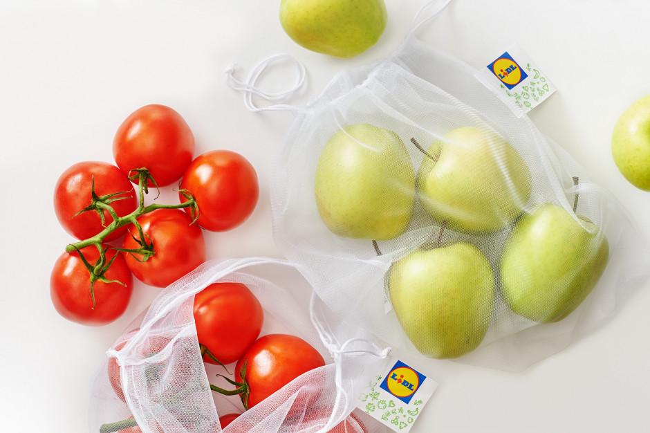 Lidl robi kolejne kroki do ograniczenia zużycia plastiku