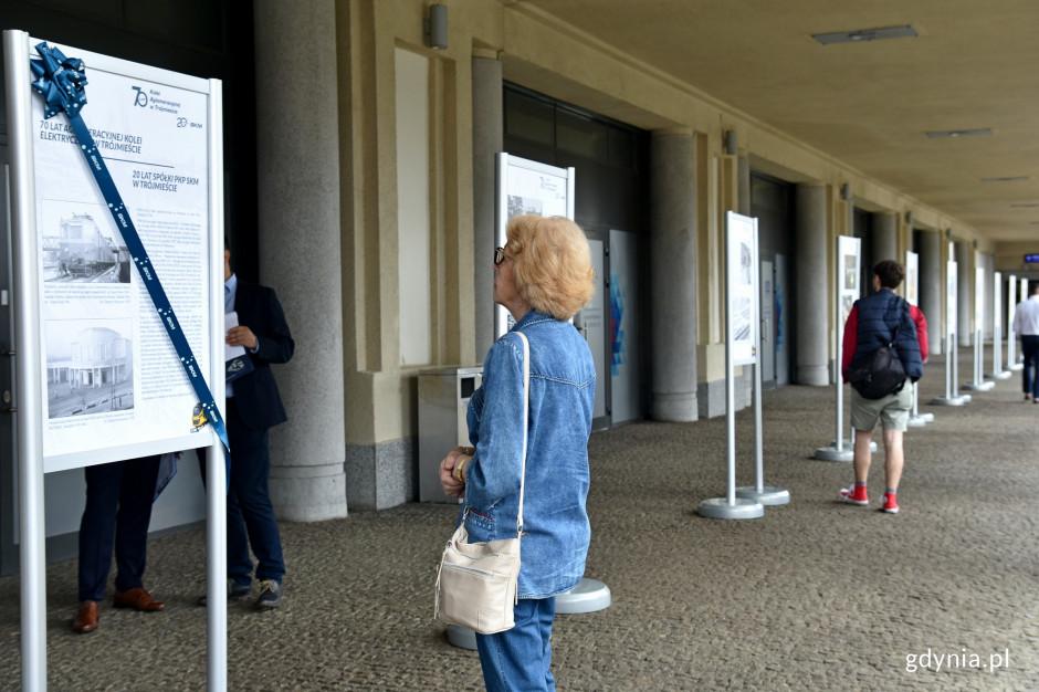 Specjalna wystawa fotografii w Gdyni. Poznaj historie trójmiejskiej kolei