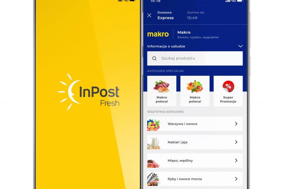 InPost i Makro wystartowały z testami dostaw w oparciu o nową aplikację