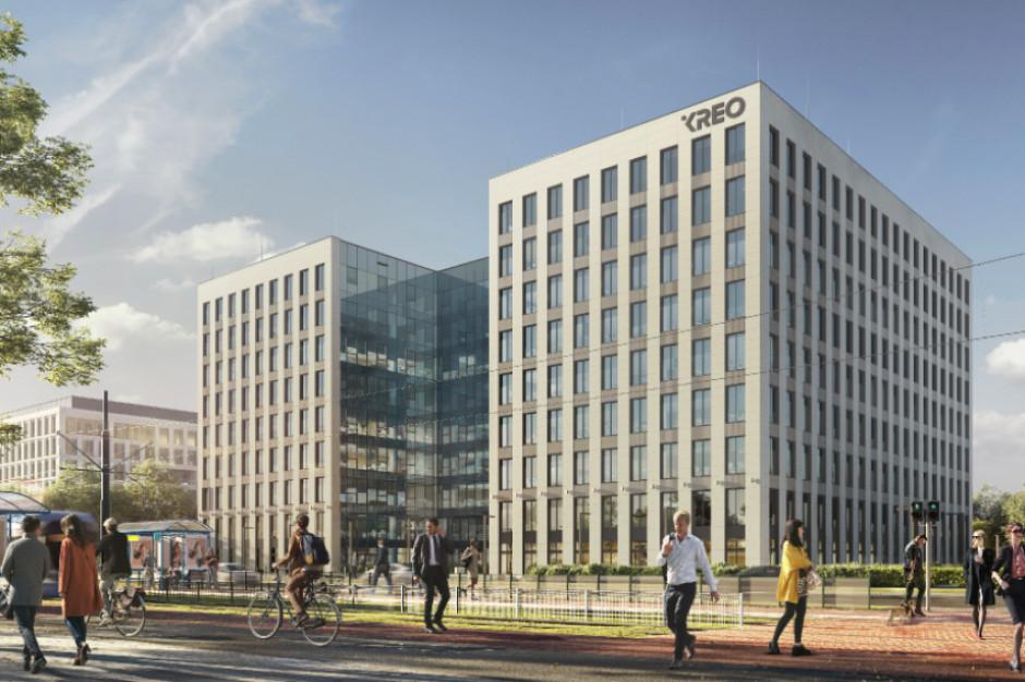 Ghelamco inwestuje, Mota-Engil wybuduje. Oto biurowiec Kreo w Krakowie
