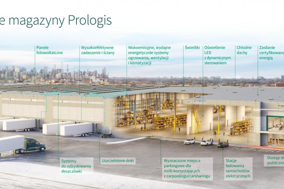 Zrownoważony rozwój kluczowy dla Prologis. Teraz pora na nowe standardy
