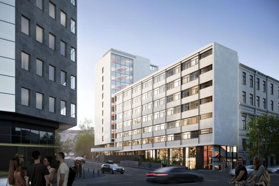 Zeitgeist remontuje akademik w centrum Warszawy