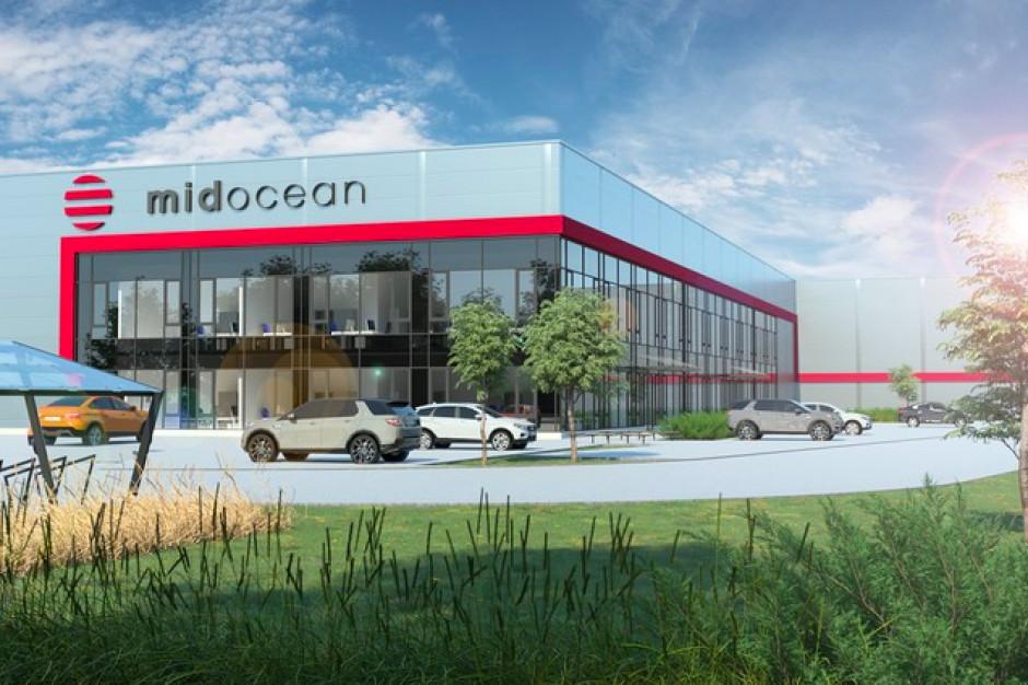 Panattoni rusza z budową nowego etapu parku w Rudzie Śląskiej. Wśród najemców - midocean