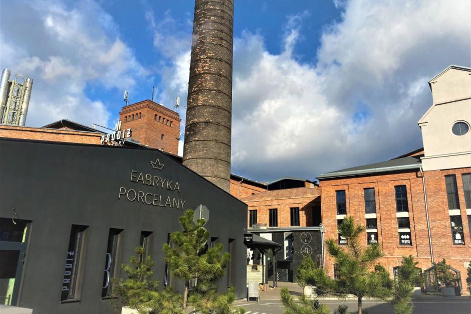 Koncertowy weekend na dziedzińcu Fabryki Porcelany