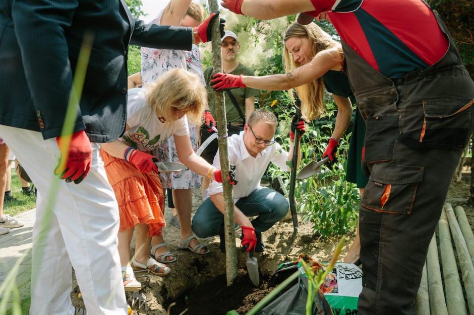 Galeria Młociny otworzyła niezwykły ogród