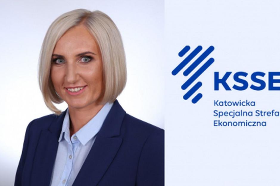 Monika Bryl wiceprezesem KSSE