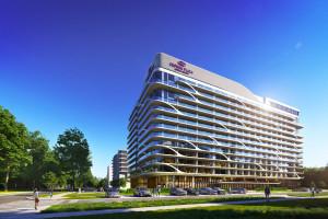 Projekt hotelowy Baltic Wave w Kołobrzegu w nowym portfelu