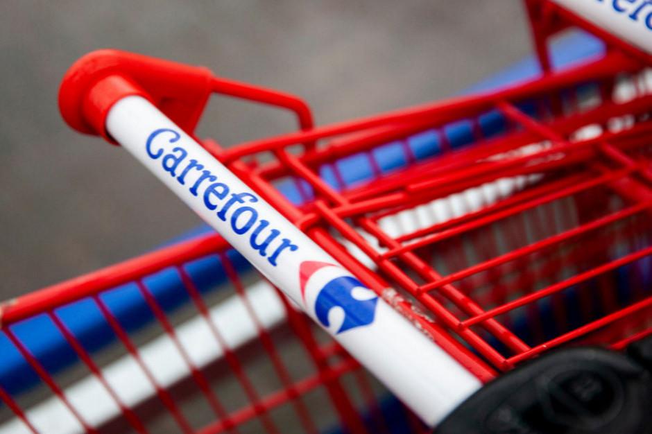 Carrefour chce przejąć sklep Tesco w Suwałkach
