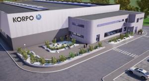 Commercecon buduje halę dla firmy Korpo w Białogardzie