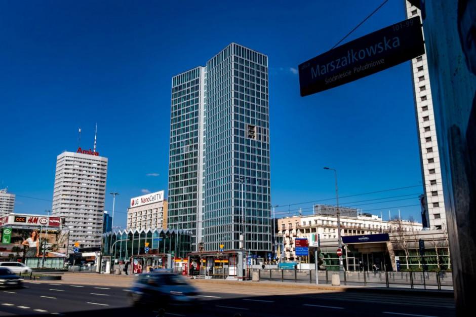 Stołeczny ratusz wynajął biura w Widok Towers