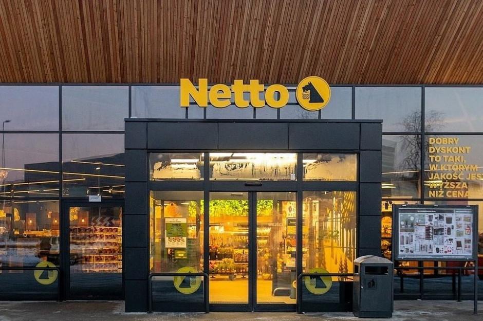 Kolejne nowe sklepy Netto zamiast Tesco
