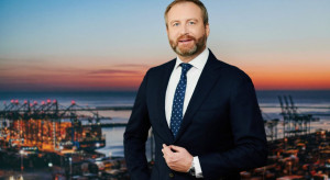 Charles Baker nowym dyrektorem generalnym DCT Gdańsk