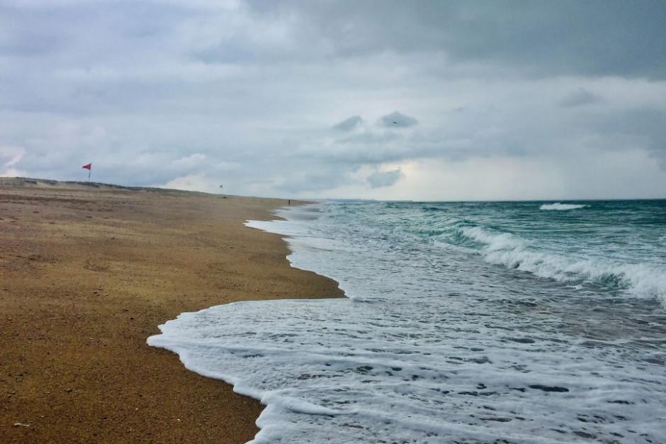 Zamknięto cztery nadmorskie kąpieliska