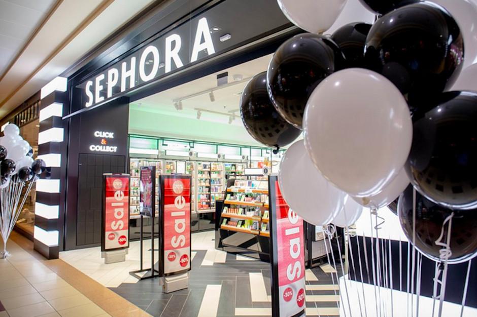 Wielkie sieci idą do Zalando. Wcześniej Inditex, H&M, teraz Sephora