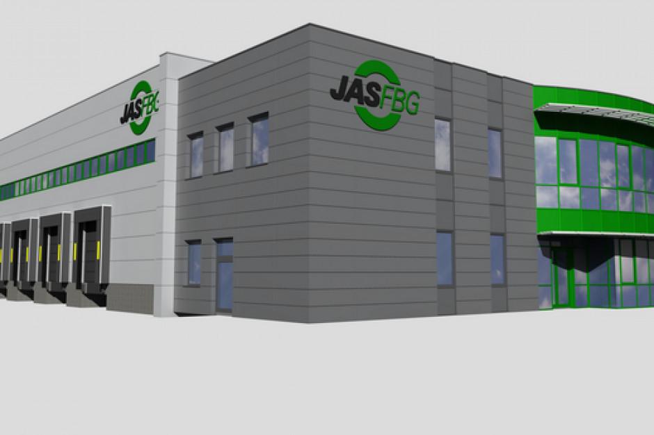 JAS-FBG buduje nowy ekologiczny terminal  cross-dockowy pod Lublinem