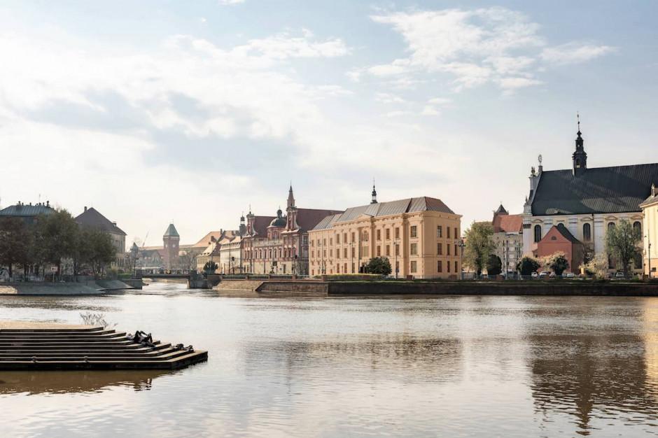 Biurowiec L'UNI we Wrocławiu ma za sobą ważny etap rewitalizacji