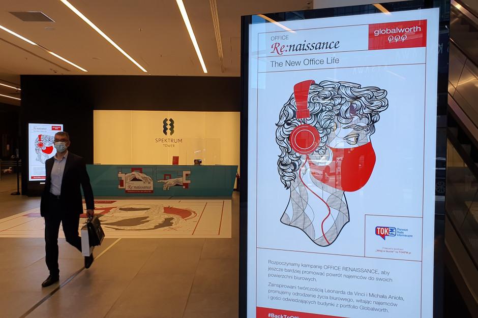 Globalworth z kampanią Office Renaissance w Polsce i Rumunii
