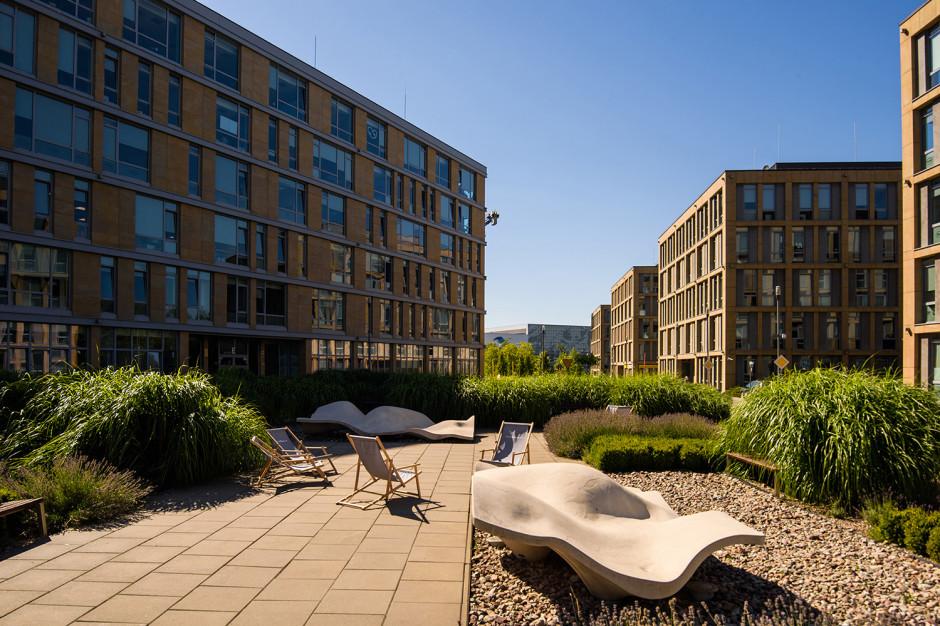 Grupa Roche zostaje w poznańskim Malta Office Park